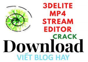 3delite MP4 Stream Editor 3.4 Portable