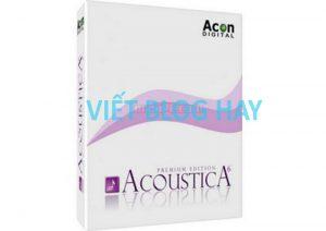Acoustica Premium 7.2.8 Portable