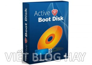 Phần mềm đọc Ebook Active@ Boot Disk 17.0 Bootable