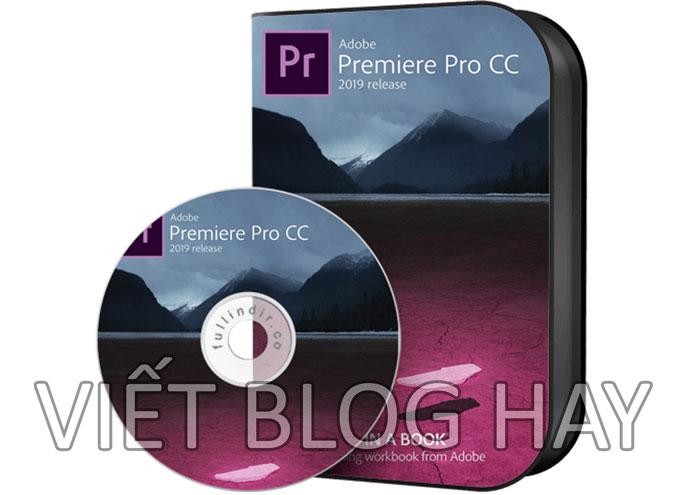 Phần mềm video Adobe Premiere Pro CC 2019 Portable