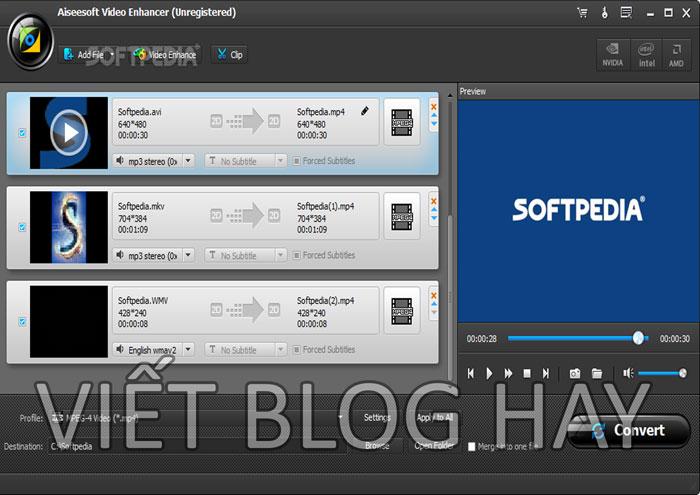 Phần mềm Aiseesoft Video Enhancer 9.2.36 Portable