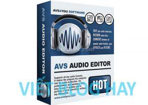 AVS Audio Editor 9.1 Portable
