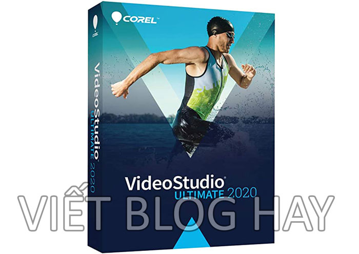 Phần mềm chỉnh video Corel VideoStudio Ultimate 2020