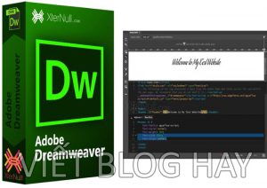 Dowload phần mềm Adobe dreamweaver