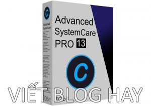 Dowload ứng dụng Advanced Systemcare Pro