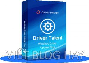 Dowload Ứng Dụng Driver Talent