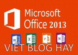 Dowload Office 2013