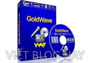 Dowload phần mềm goldwave Full Crack