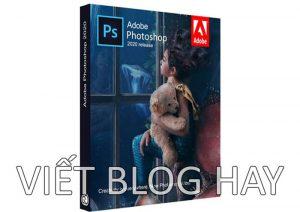 Dowload phần mềm photosshop cc 2020