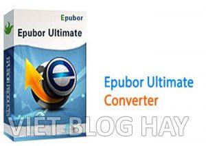 Epubor Ultimate Converter 3.0.13.120 Portable