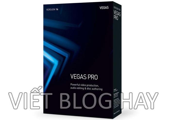 Phần mềm Magix Vegas Pro 18.0.0.527 Portable