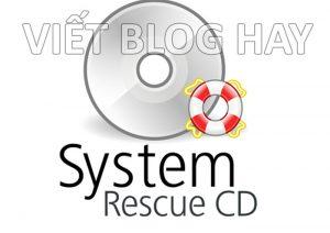 Phần mềm đọc Ebook SystemRescueCd 7.01