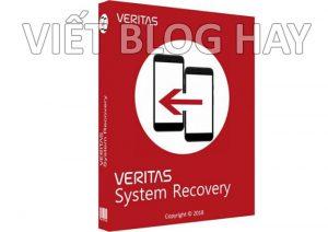 Veritas System Recovery 21.0.3.62137