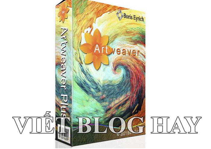Phần mềm vẽ tranh Artweaver Plus 7.0.8.15500 Portable