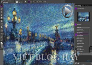Phần mềm vẽ tranh Corel Painter Essentials 8.0.0.148